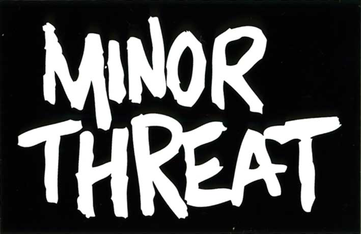 Minor Threat   Logo                   194938  Minor Threat Logo