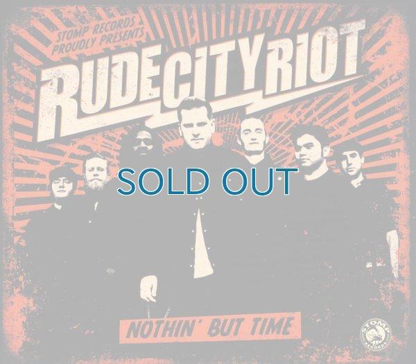 画像1: Rude City Riot / Nothin' But Time (1)