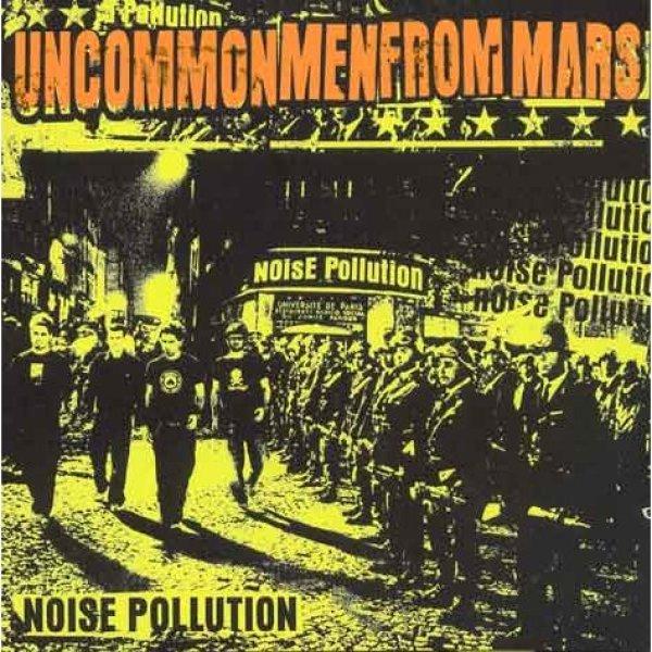 画像1: Uncommonmenfrommars / Noise Pollution【日本盤】 (1)