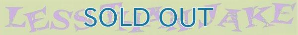 画像1: Less Than Jake / Green And Purple Logo ステッカー (1)