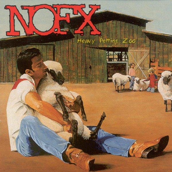 画像1: NOFX / Heavy Petting Zoo (1)