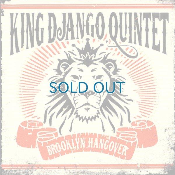 画像1: King Django Quintet / Brooklyn Hangover (1)