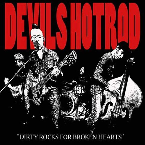 画像1: Devils Hotrod / Dirty Rocks for Broken Hearts【日本盤】 (1)