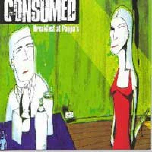 画像1: Consumed / Breakfast At Pappas [EP] (1)