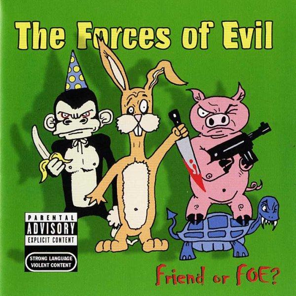 画像1: The Forces Of Evil / Friend Or FOE? (1)