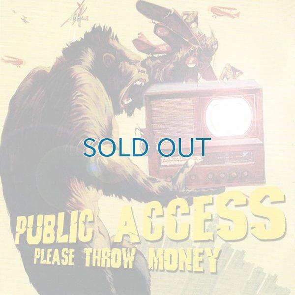 画像1: Public Access / Please Throw Money (1)