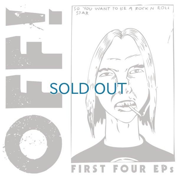 画像1: Off! / First Four Eps (1)