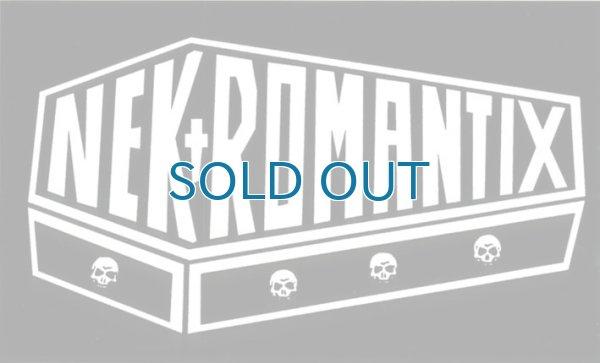 画像1: Nekromantix / Coffin Logo ステッカー (1)