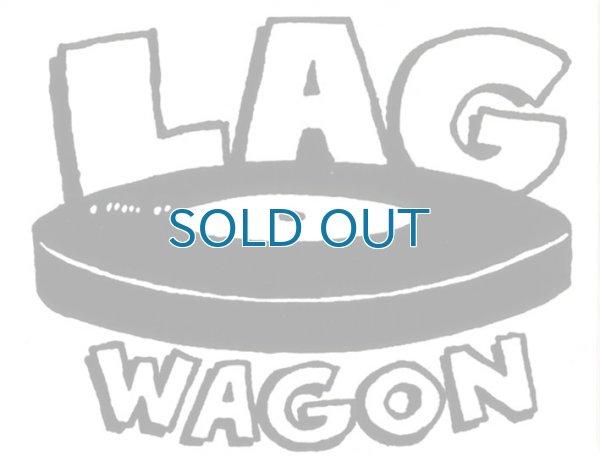 画像1: Lagwagon / Lagwagon Fat ステッカー (1)