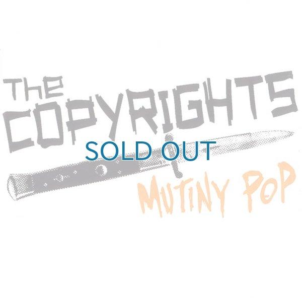 画像1: The Copyrights / Mutiny Pop (1)