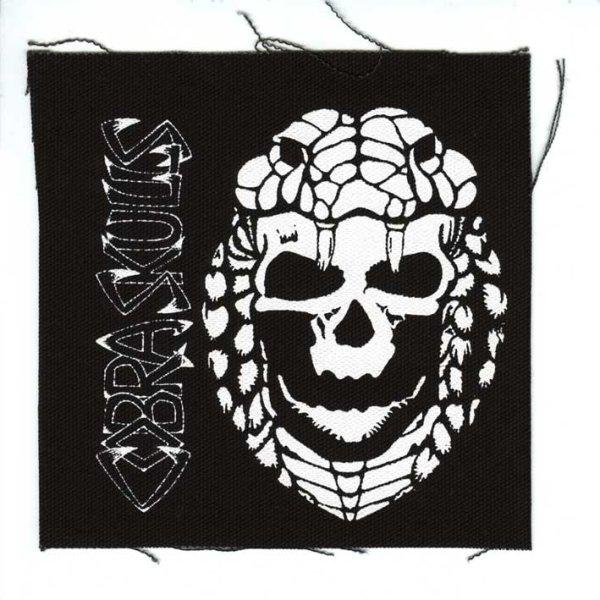 画像1: Cobra Skulls / Logo パッチ (1)