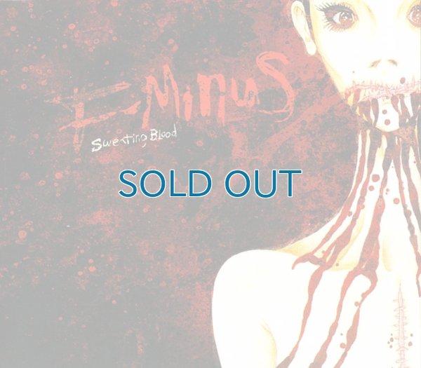 画像1: F-Minus / Sweating Blood [Single] (1)