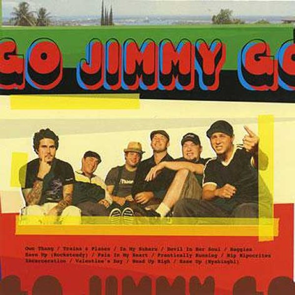 画像1: Go Jimmy Go / Go Jimmy Go【日本盤】 (1)