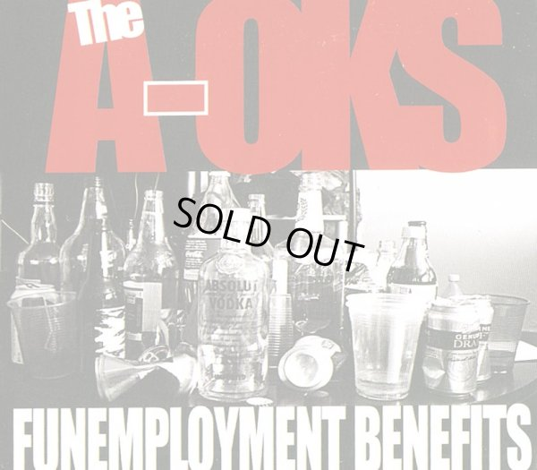 画像1: The A-OKs / Funemployment Benefits (1)