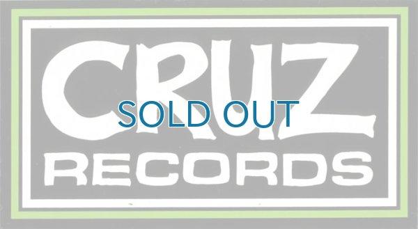 画像1: Cruz Records / Logo ステッカー (1)