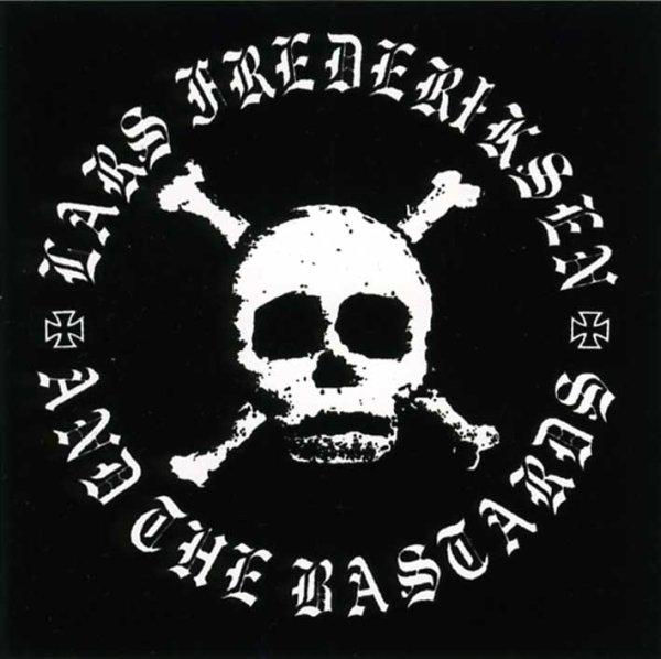 画像1: Lars Frederiksen And The Bastards / Skull Logo ステッカー (1)