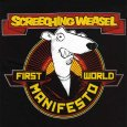 画像4: Screeching Weasel / First World Manifesto T/S (4)