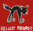 画像2: Hellcat Records / Cat Logo (RED) T/S (2)