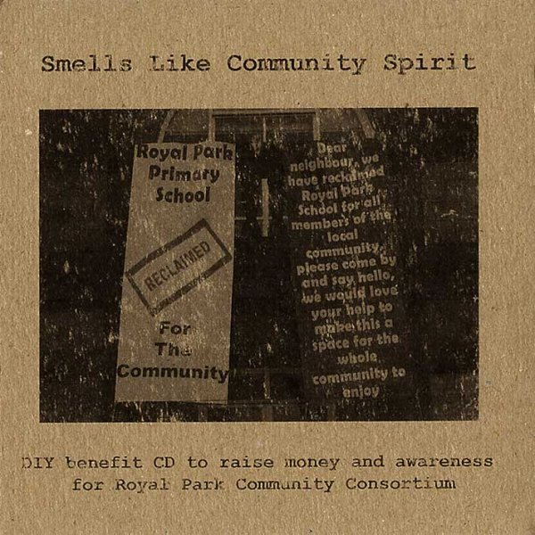 画像1: V.A. / Smells Like Community Spirit (1)