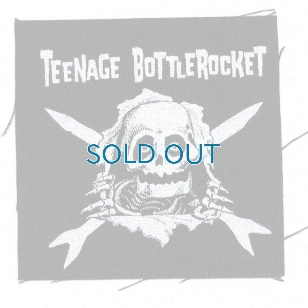 画像1: Teenage Bottlerocket / Boned Out Cloth パッチ (1)
