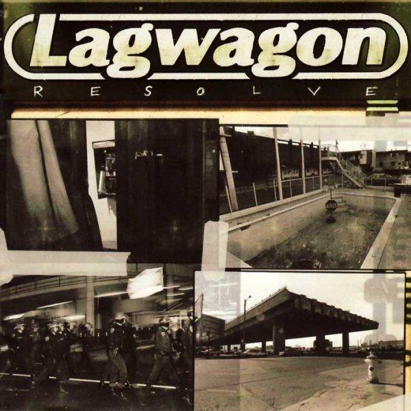 画像1: Lagwagon / Resolve (1)