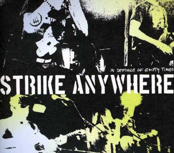 画像1: Strike Anywhere / In Defiance Of Empty Times (1)