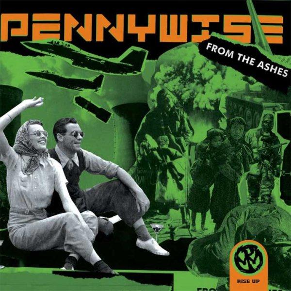 画像1: Pennywise / From The Ashes 【日本盤】 (1)