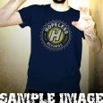 画像5: Hopeless Records / Logo Navy T/S (5)
