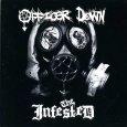 """画像1: Officer Down/The Infested / Split [7"""" vinyl] (1)"""