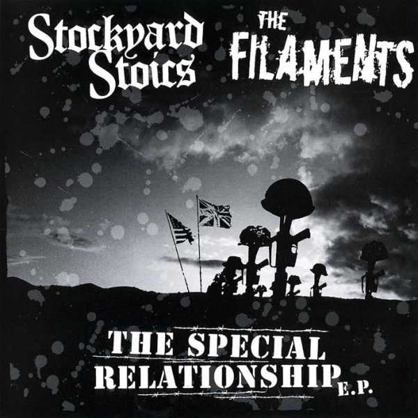 画像1: Stockyard Stoics/The Filaments / Special Relationship (Split)【7inchアナログ】 (1)