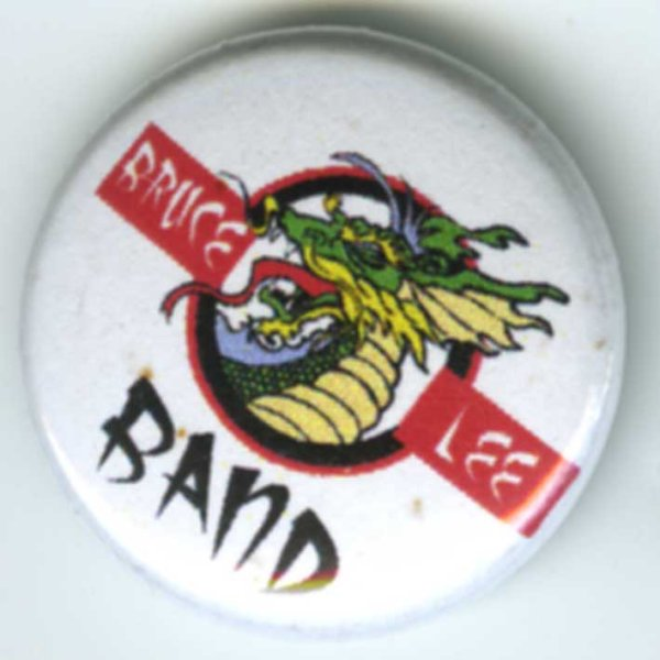 画像1: Bruce Lee Band / Dragon Logo バッヂ (1)