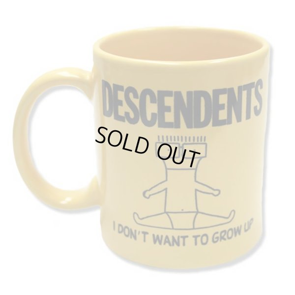 画像1: Descendents / I Don't Want To Grow Up マグカップ (1)