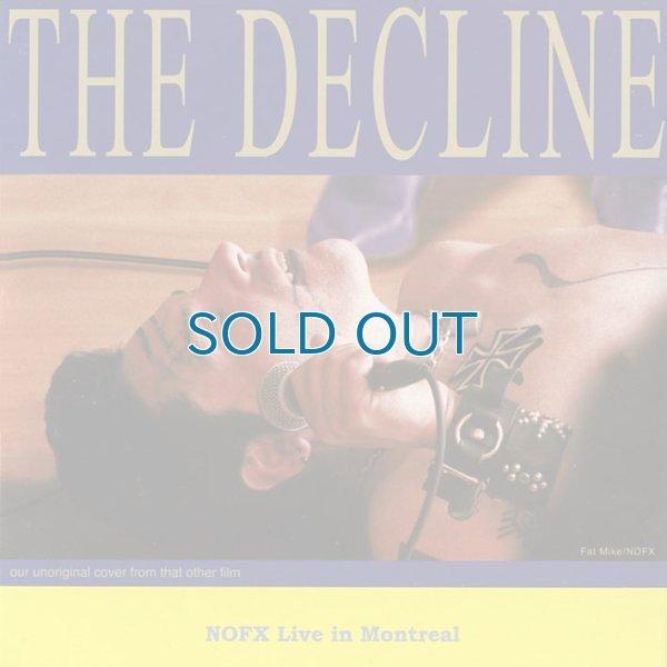 画像1: NOFX / The Decline [Live In Montreal June 25, 2005][DVD] (1)