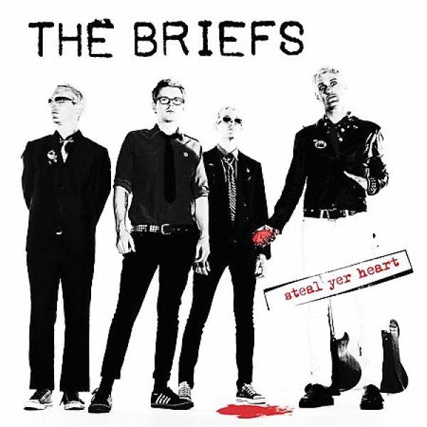 画像1: The Briefs / Steal Yer Heart【日本盤】 (1)