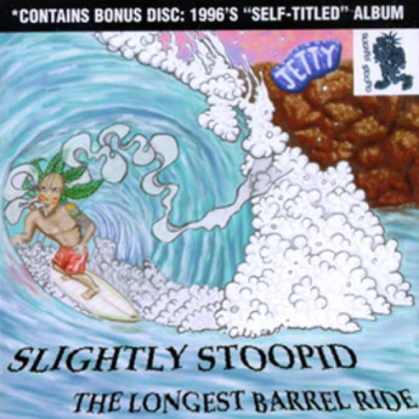 画像1: Slightly Stoopid / The Longest Barrell Ride: 2Disc Delax Version (1)