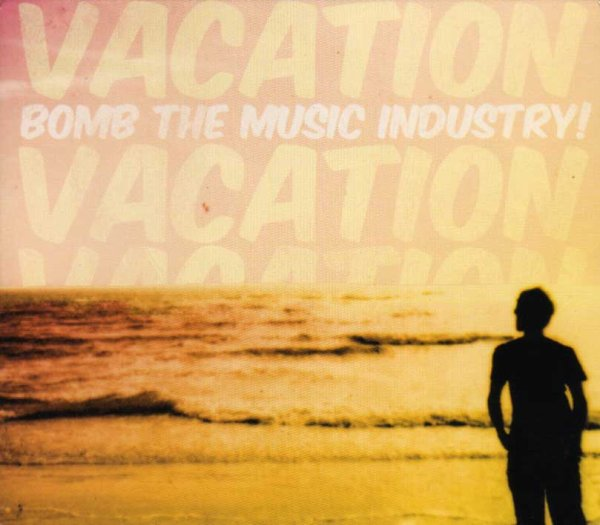 画像1: Bomb The Music Industry! / Vacation【12inchアナログ】 (1)