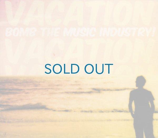 画像1: Bomb The Music Industry! / Vacation【12inchアナログ】 (1)