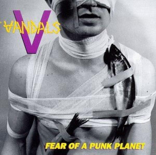 画像1: The Vandals / Fear Of A Punk Planet (1)
