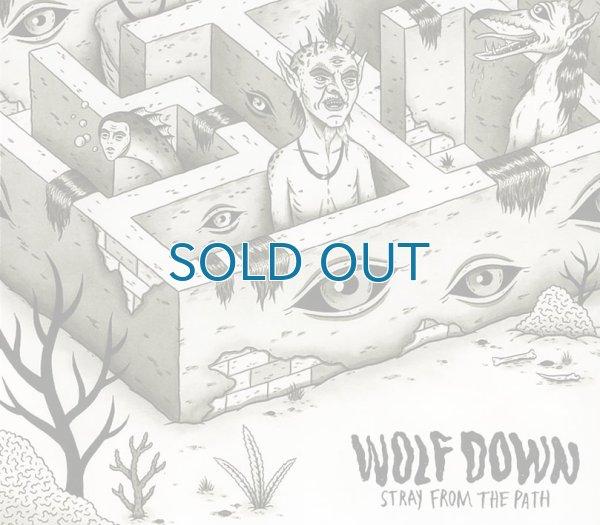 画像1: Wolf Down / Stray From The Path (1)