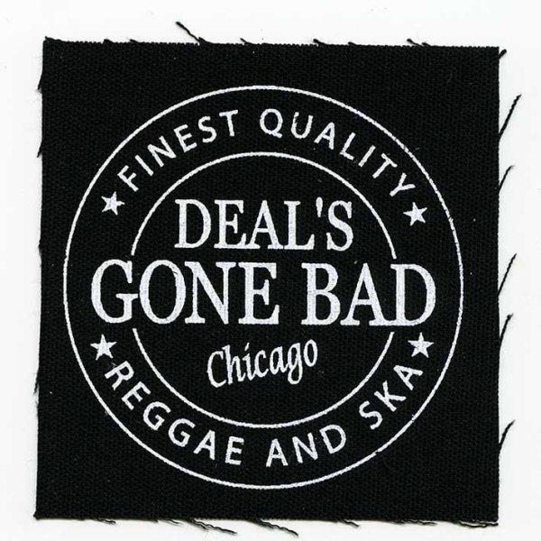 画像1: Deal's Gone Bad / Cider Logo Cloth パッチ (1)
