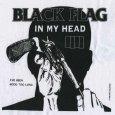 画像2: Black Flag / In My Head T/S (2)