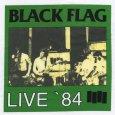 画像2: Black Flag / Live '84 T/S (2)