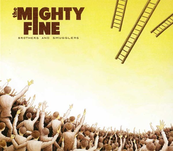 画像1: The Mighty Fine / Brothers And Smugglers (1)