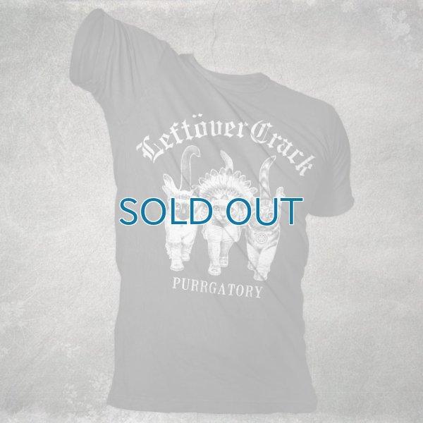 画像1: Leftöver Crack / Europe Tour 2014 T/S (1)