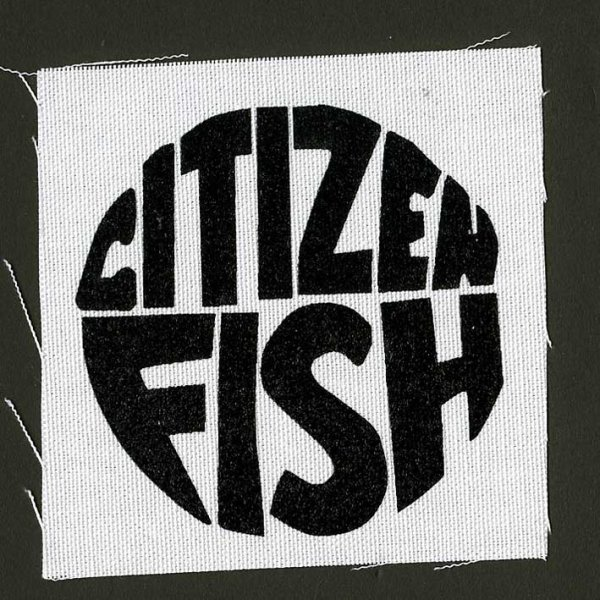 画像1: Citizen Fish / Circle Logo Cloth パッチ (1)