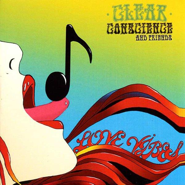 画像1: Clear Conscience / Love Vibes [EP] (1)