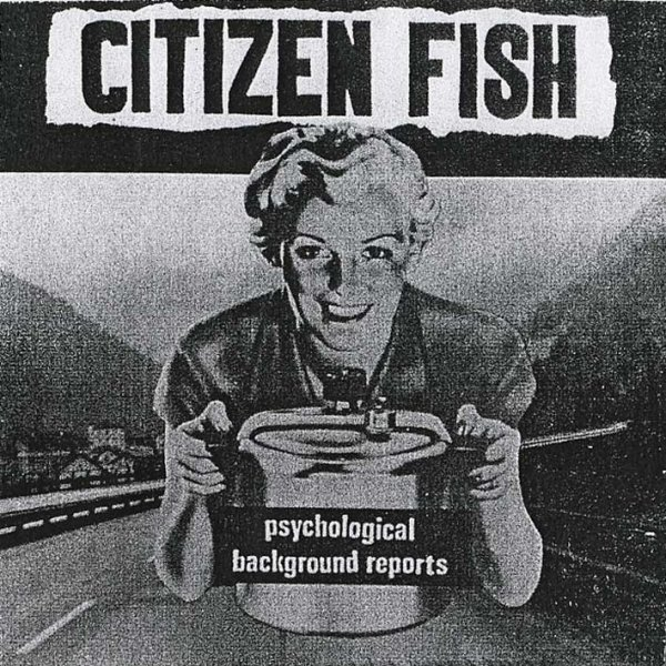 画像1: Citizen Fish / Psychological Background Report [CD-R] (1)