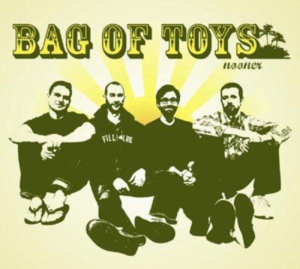 画像1: Bag Of Toys / Nooner【日本盤】 (1)