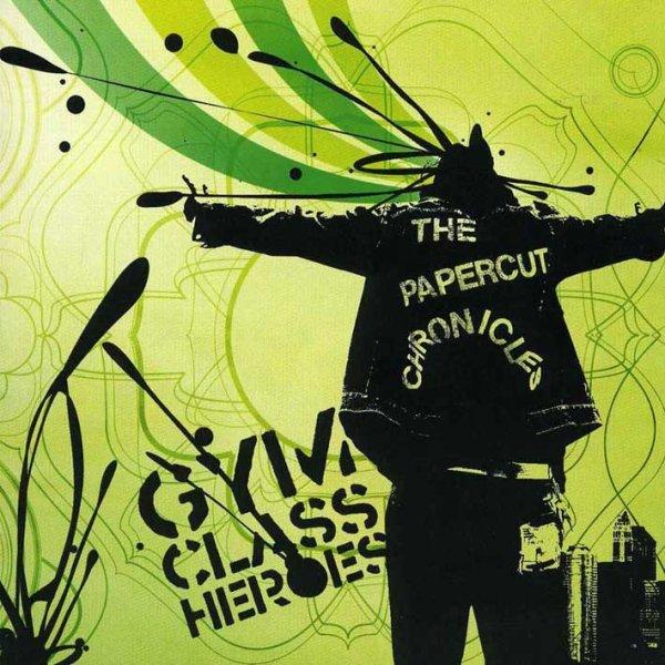 画像1: Gym Class Heroes / Papercut Chronicles (1)
