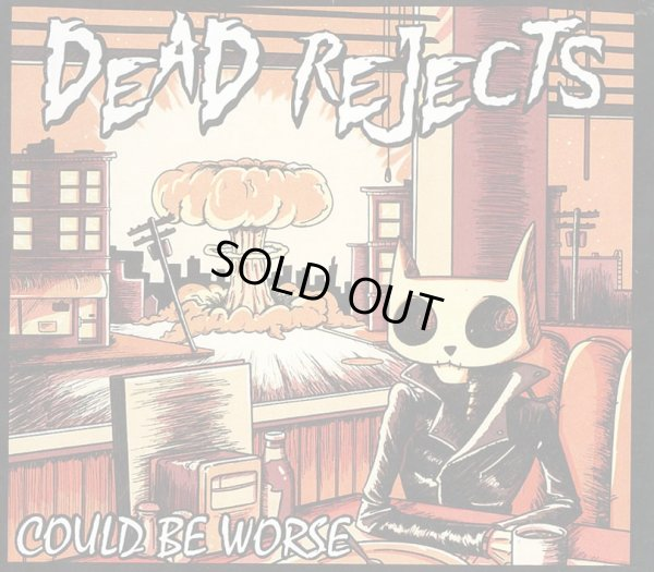 画像1: Dead Rejects / Could Be Worse (1)